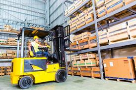 Industrial Lift Trucks